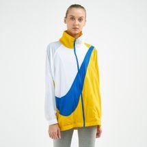 Nike Women's Woven Swoosh Jacket