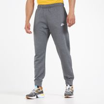 Nike Men's Sportswear Club French Terry Track Pants