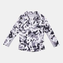Nike Kids' Pro Therma Allover Camo T-Shirt (Older Kids)