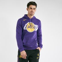 Nike Men's Men's NBA Hoodie Los Angeles Lakers