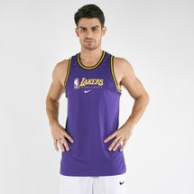 Nike Men's Los Angeles Lakers NBA Tank Top