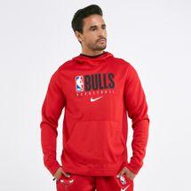 Nike Men's NBA Chicago Bulls Spotlight Hoodie