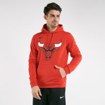 Nike Men's NBA Chicago Bulls Hoodie