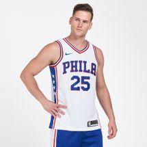Nike Men's NBA Ben Simmons Philadelphia 76ers Association Edition Swingman Jersey