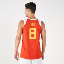 Nike Men's China Road to World Cup Basketball Jersey, 1986372