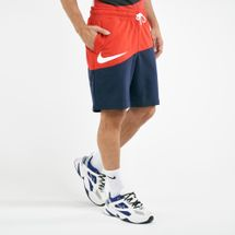 Nike Men's Swoosh Pack French Terry Shorts