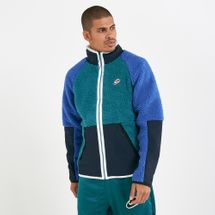 Nike Men's Sportswear Sherpa Fleece Jacket