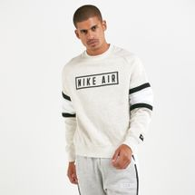 Nike Men's Air Fleece Crew Sweatshirt