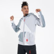 Nike Men's Kyrie Allover Print Basketball Hoodie