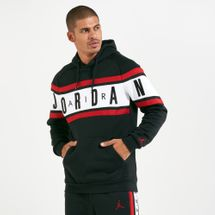 Jordan Men's Air Jordan Fleece Pullover Hoodie