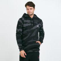 Nike Men's Jumpman Fleece Camo Pullover Hoodie