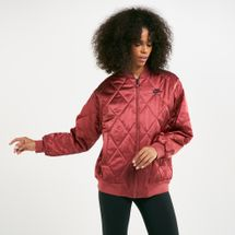 Nike Women's Sportswear Satin Jacket