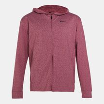 Nike Men's Dri-FIT Full Zip Yoga Training Hoodie