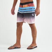 Hurley Men's Phantom Pavones 18In Board Shorts