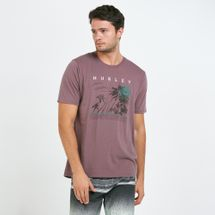 Hurley Men's Benzo Pebble T-Shirt