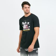 Hurley Men's Palm Retro T-Shirt