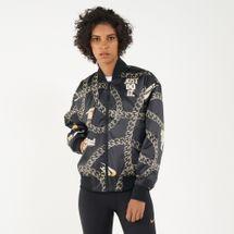 Nike Women's Sportswear Synthetic Fill Glam Dunk Jacket