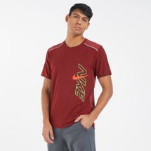Nike Men's Dri-FIT Breathe Rise 365 T-Shirt