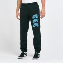 Nike Men's SB Icon Fleece Triple Stack Pants