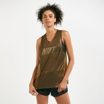 Nike Women's Icon Engineering Knit Tank Top
