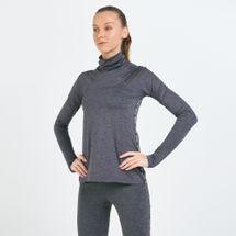 Nike Women's Pro Golden Force Long Sleeves T-Shirt