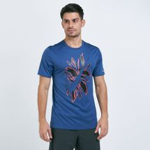 Nike Men's Run Fiesta Floral T-Shirt