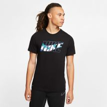 Nike Men's Dri-FIT Defect Dazzle Camo T-Shirt