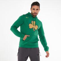 Nike Men's NBA Boston Celtics City Edition Logo Hoodie