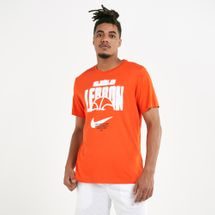 Nike Men's Dri-FIT LeBron James Basketball T-shirt