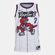 Nike Men's NBA Toronto Raptors Kyle Lowry Classic Edition Swingman Jersey