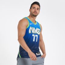 Nike Men's NBA Luka Doncic Maverics City Edition Swingman Jersey