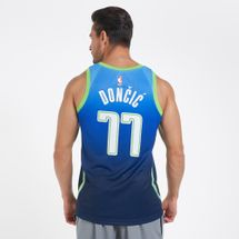 Nike Men's NBA Luka Doncic Maverics City Edition Swingman Jersey, 2087970