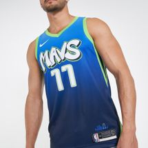 Nike Men's NBA Luka Doncic Maverics City Edition Swingman Jersey, 2087972