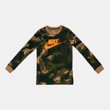 Nike Kids' Sportswear AOP Camo T-Shirt (Older Kids)