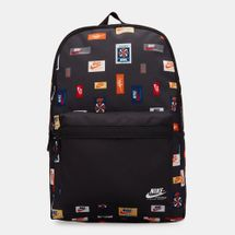Nike Air Heritage 2.0 Allover Print Backpack
