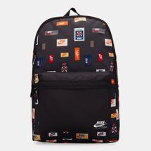 حقيبة الظهر اير هيريتج 2.0 بطبعات من نايك
