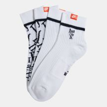 Nike Sneaker Sox Just Do It Socks (2 Pack)