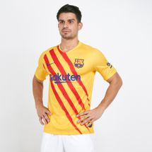 Nike Men's FC Barcelona Breathe Stadium Jersey