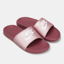 Nike Women's Benassi Just Do It Slides