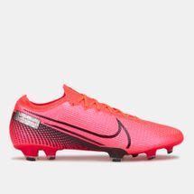حذاء كرة القدم ميركوريال فيبور 13 ايليت لملاعب العشب الطبيعي من نايك للرجال