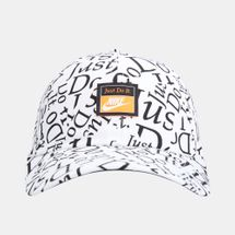 Nike Kids' Just Do It All-Over Print H86 Cap