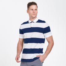 Nike Golf Men's Striped Polo T-Shirt