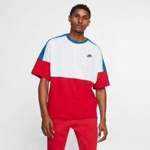 Nike Men's Sportswear Colour Block T-Shirt