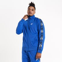 Nike Men's Sportswear Just Do It Tape Jacket