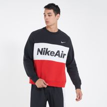 Nike Men's Sportswear Air Fleece Sweatshirt