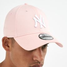 New Era Men's MLB New York Yankees Basic Cap - Pink, 1669640