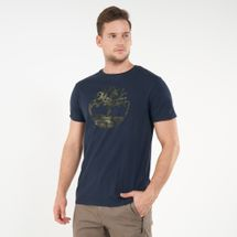Timberland Men's Kennebec River Logo T-shirt