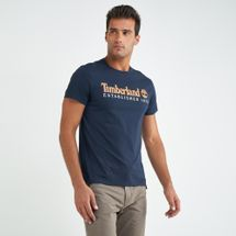 Timberland Men's Organic Cotton T-Shirt