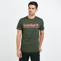 Timberland Men's Organic Cotton T-Shirt