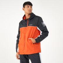 Timberland Men's Windbreaker Full Zip Jacket